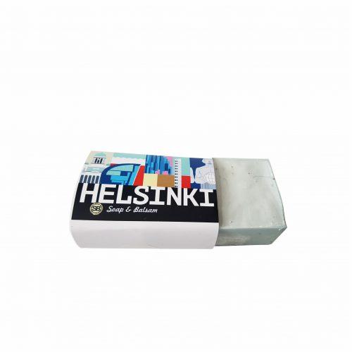 Helsinki -matkamuistosaippua