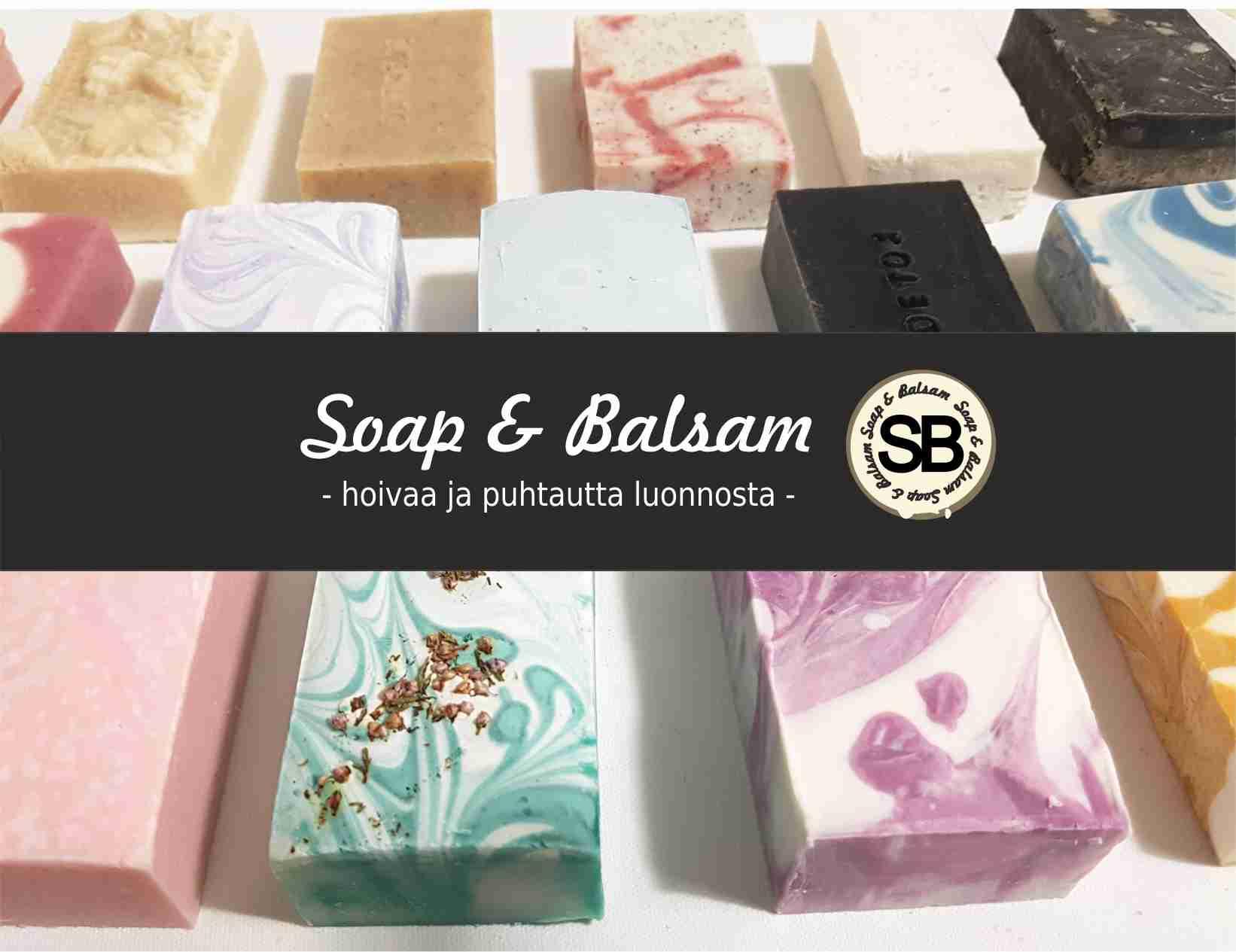 Soap & Balsam SB